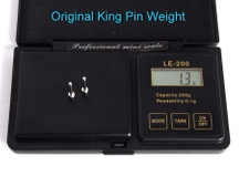 ATM / Front / MR-03 Titanium King Pin Ball / leicht