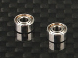 ATM / Kugellager Set / 2 Lager! komplett (2 x 5 x 2.5) Central Shaft Bearing (ABEC 9) for AWD