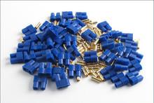 Hype / Buchse / Gold EC3 1 Stck. / bis 60A Dauerlast / blau 001