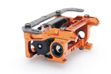PN Alu-Motorhalter / V7 / Multi Motor Mount LCG 93-102mm / orange 001