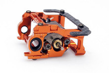 PN Alu-Motorhalter / V7 / Multi Motor Mount LCG 93-102mm / orange
