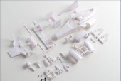 KY / F1 Karosserie#1:24 McLaren Mercedes MP4-25 / für MF-015 White Body