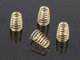 KMB002-SG / Mini-Z BUGGY! / Coil Spring Set-Gold (Stage 2)
