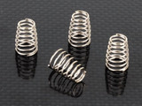 Mini-Z BUGGY! / Coil Spring Set-Silver (Stage 1)