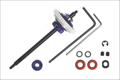 KYOSHO KOMPLETTES Differential / MM-, RM- und RML- Chassis / MZW206