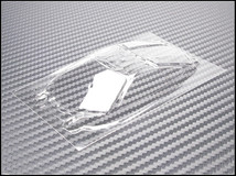 LW213 / PN Racing / Mini-Z Lexan Window / McLaren F1 GTR Long Tail 001