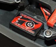 RO / Elektronischer Schalter mit Spannungsanzeige / Powerswitch max. 10A - 3.5-10V 002