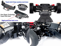 Mini-Z BUGGY! / Front Chassis Protection Skid plate Cover 002