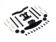 ATM /Mini-Z On-Road Buggy Body Post Set (For Conversion kit) / Mini-Z BUGGY 001