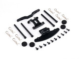 ATM /Mini-Z On-Road Buggy Body Post Set (For Conversion kit) / Mini-Z BUGGY