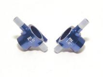 PN / AWD / MA010 Alm 1.0 Camber Knuckle (BLUE) / Aluminium Achsschenkel AWD 1° BLAU 001