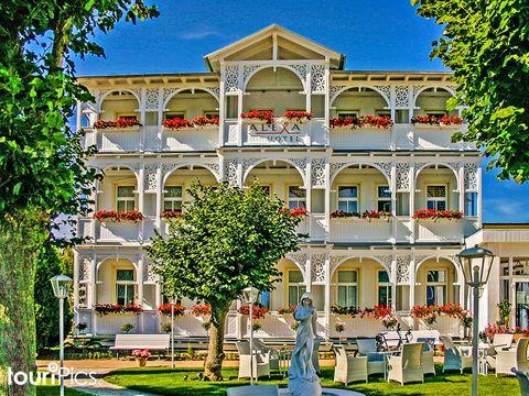 Ostsee - 3*Alexa Hotel - 3 Tage für 2 Personen inkl. Frühstück