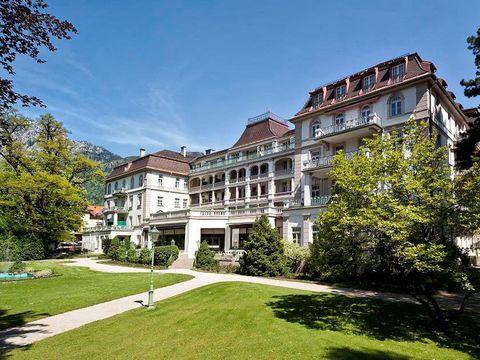 Bad Reichenhall - 4*Wyndham Grand Hotel - 3 Tage für zwei inkl. Halbpension