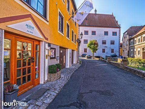 Unterfranken - 3*Akzent Hotel Am Bach - 3 Tage zu zweit inkl. Frühstück