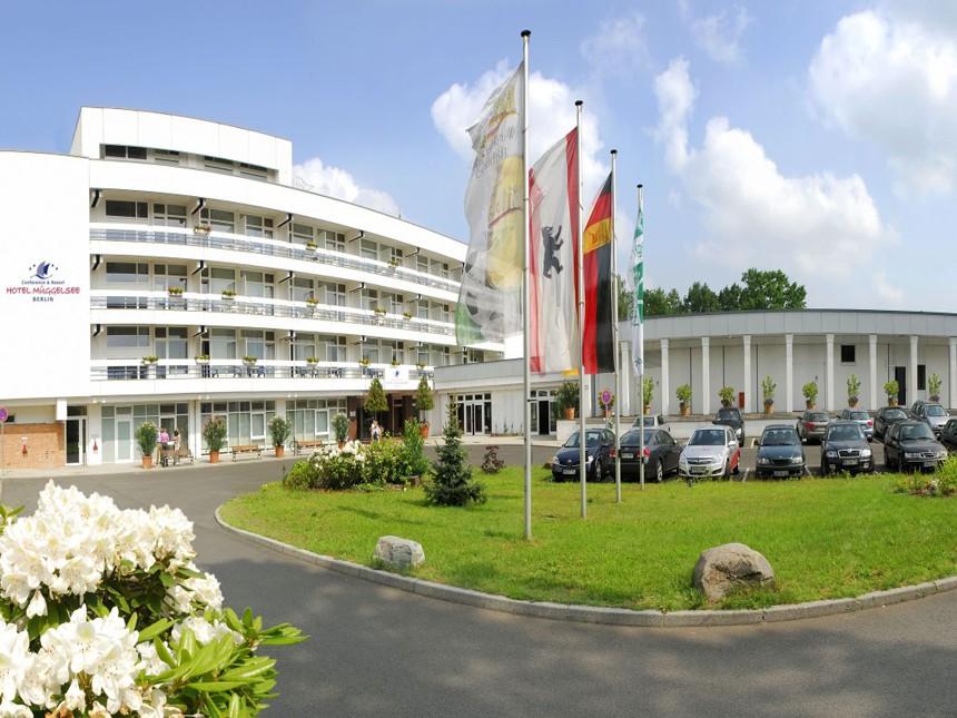 Berlin - 4*Hotel Müggelsee - 2 Tage für 2 Personen inkl. Halbpension