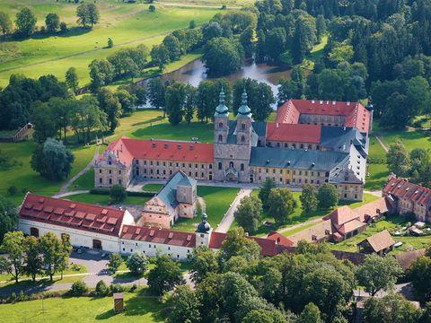 Tschechien - Hotel Klaster Teplá - 3 Tage für 2 Personen inkl. Frühstück