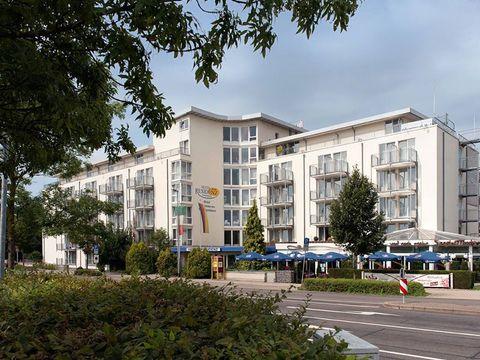 Schwarzwald - 3*Hotel Residenz Pforzheim - 6 Tage für 2 Personen inkl. Frühstück