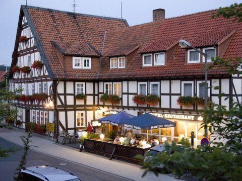 Wolfhagen/Kassel - Hotel zum Schiffchen - 3 Tage für 2 Personen inkl. Frühstück