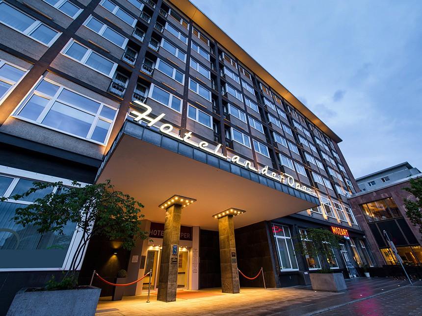 Chemnitz - 4*Hotel an der Oper - 3 Tage für 2 Personen inkl. Frühstück