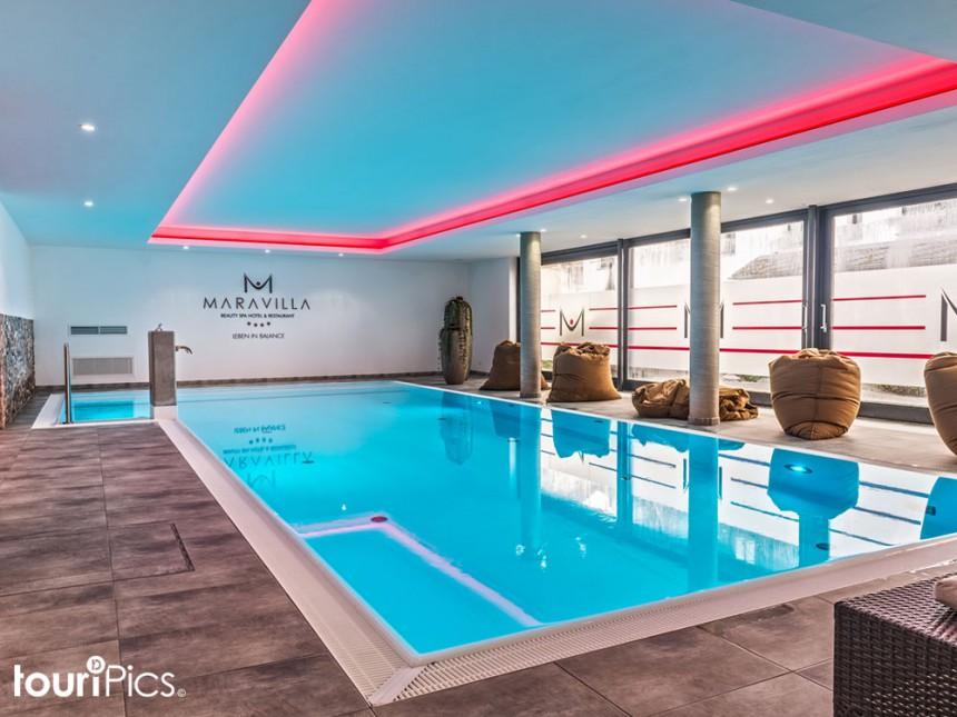 Eifel/Ahrtal - 4*Hotel Maravilla Beauty Spa - 3 Tage für Zwei inkl. Halbpension