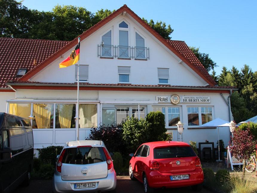 Paderborn - Hotel Hubertushof - 4 Tage für 2 Personen inkl. Frühstück