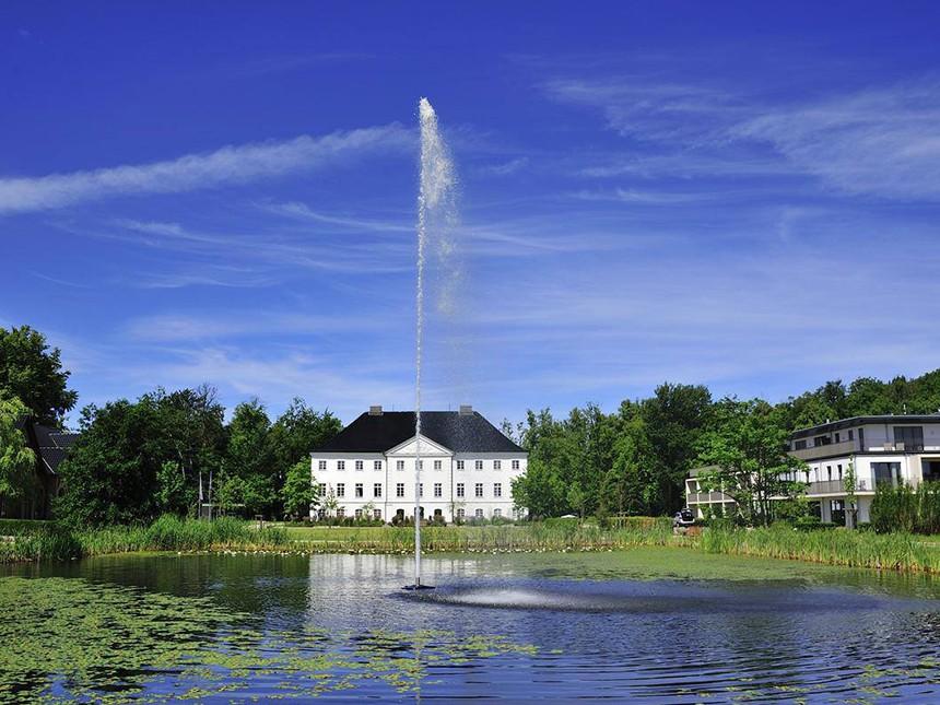 Ostsee - Hotel Schlossgut Gross Schwansee - 5 Tage zu zweit inkl. Frühstück