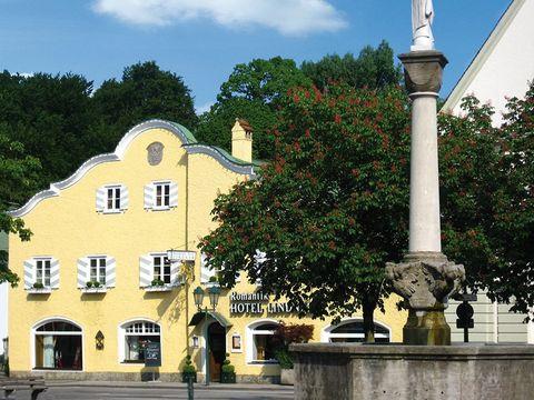 Chiemgau - 4*Romantik Hotel Lindners - 2 Tage für 2 Personen inklusive Frühstück