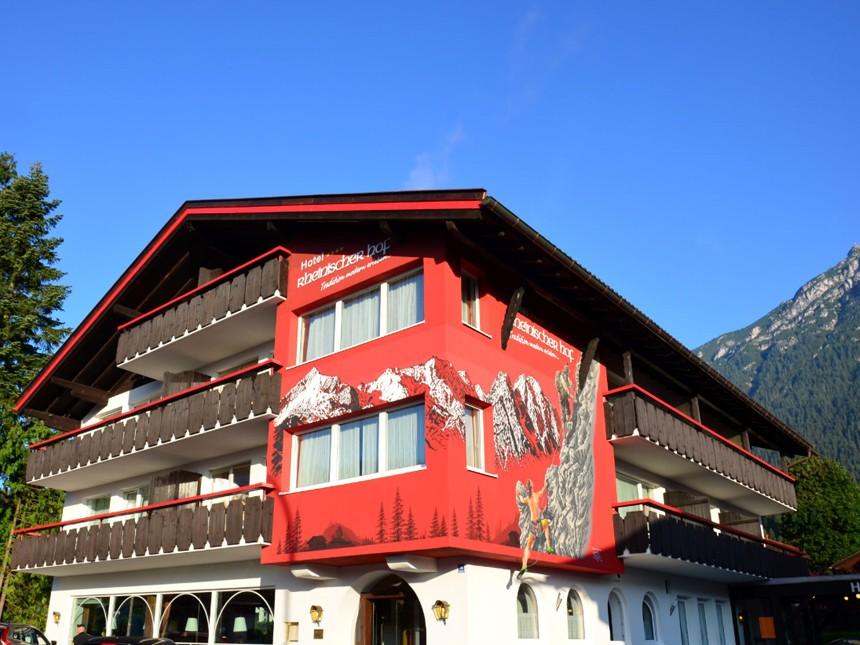 Garmisch-Partenkirchen - 4*Rheinischer Hof - 3 Tage für Zwei inkl. Frühstück