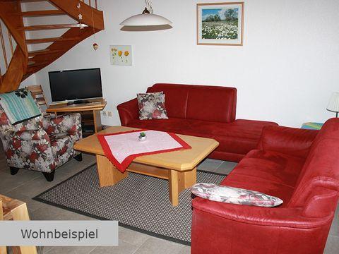 Nordsee - Ferienhaus Seevers - 4 Tage für 2 Personen im Ferienhaus
