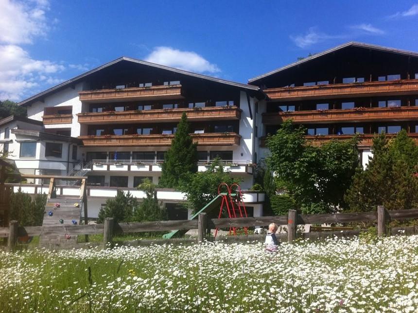 Tannheimer Tal - Berghotel Tirol - 6 Tage für 2 Personen inkl. Halbpension