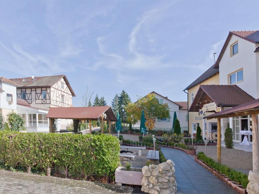 Altmühltal - Seebauer-Hotel Gut Wildbad - 4 Tage für 2 Personen inkl. Frühstück