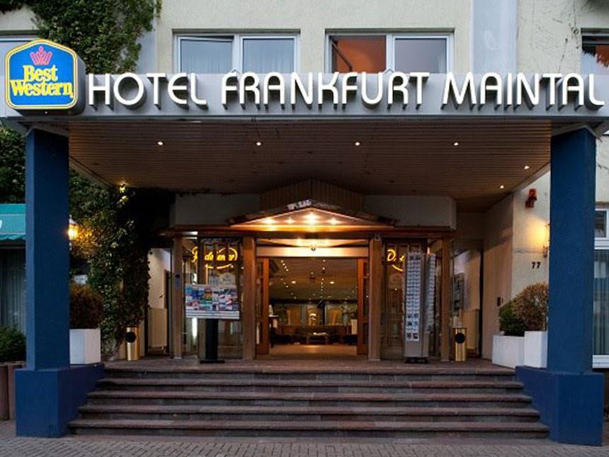 Frankfurt - 3*Best Western Frankfurt-Maintal - 3 Tage zu zweit inkl. Frühstück