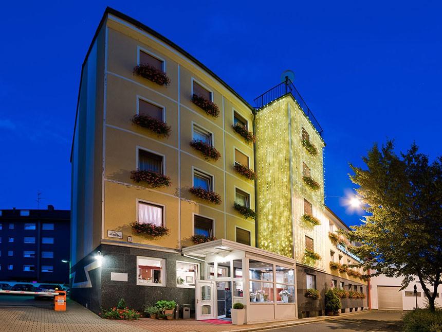 Nürnberg - 3*Hotel Am Heideloffplatz - 4 Tage für 2 Personen inkl. Frühstück