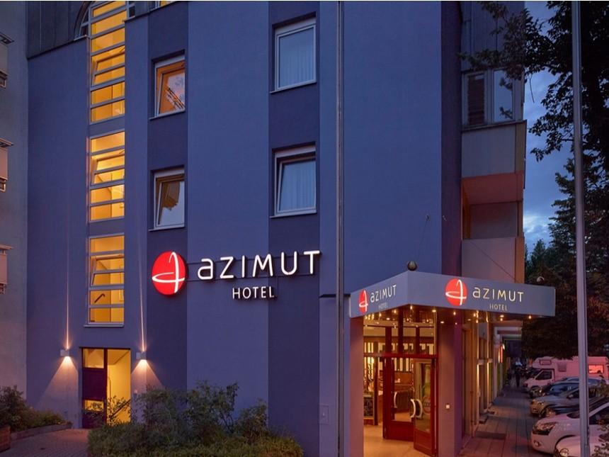 Nürnberg - 3*AZIMUT Hotel Nürnberg - 3 Tage für 2 Personen inkl. Frühstück