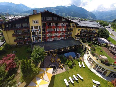 Salzburger Land - 4*Hotel Latini - 6 Tage für 2 Personen inkl. Halbpension