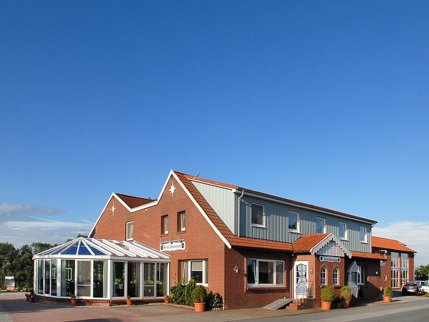 Nordsee - 4*Nordstern Hotel - 4 Tage für 2 Personen inkl. Halbpension