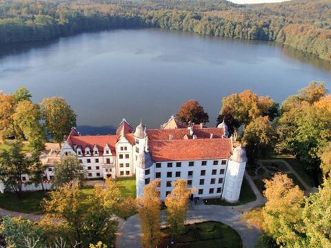 Polen - 3*Schlosshotel Podewils - 3 Tage für 2 Personen inkl. Frühstück