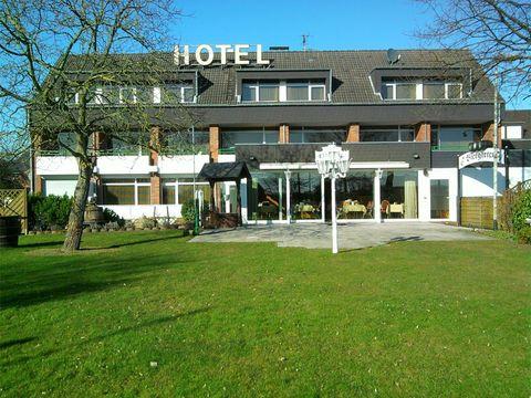 Niederrhein - 3*Akzent Hotel Heinen - 3 Tage für 2 Personen inkl. Frühstück