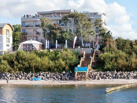Ostsee - 4*Hotel Lambert - 4 Tage für 2 Personen inkl. Halbpension