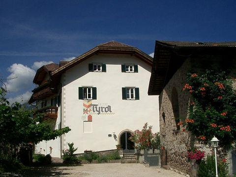Südtirol - 3*Hotel Tyrol - 4 Tage für 2 Personen inkl. Halbpension