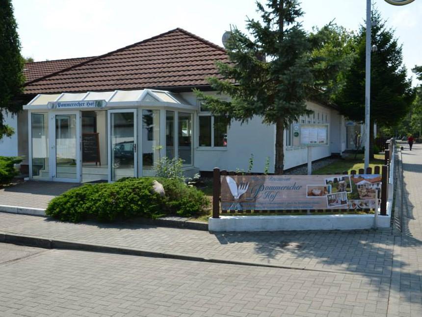Ostsee - Pommerscher Hof - 4 Tage für 2 Personen inklusive Frühstück