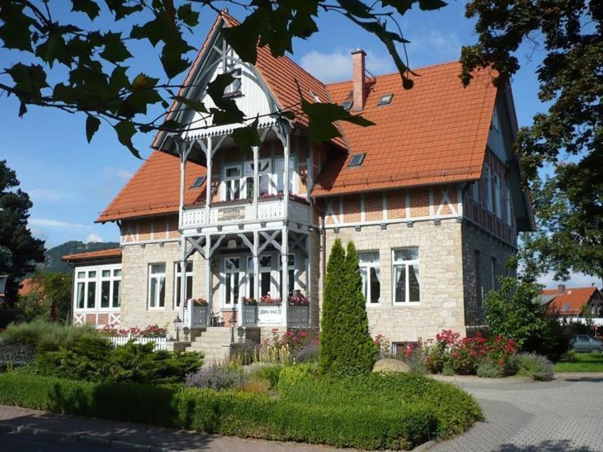 Harz - 3*Hoffmanns Gästehaus - 3 Tage für 2 Personen inkl. Frühstück