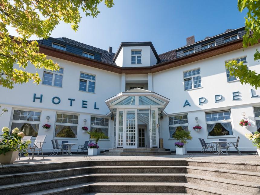 Eifel - 3*Hotel Haus Appel - 4 Tage für 2 Personen inkl. Halbpension