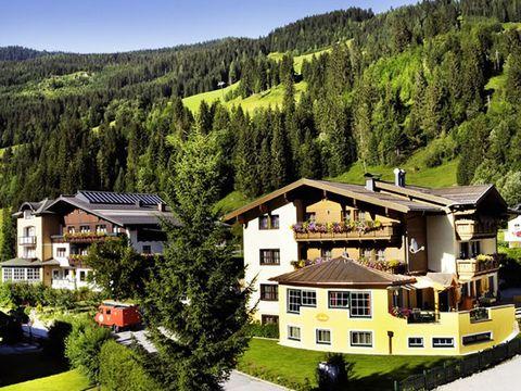 Salzburger Land - Pension Anja - 3 Tage für 2 Personen inkl. Frühstück