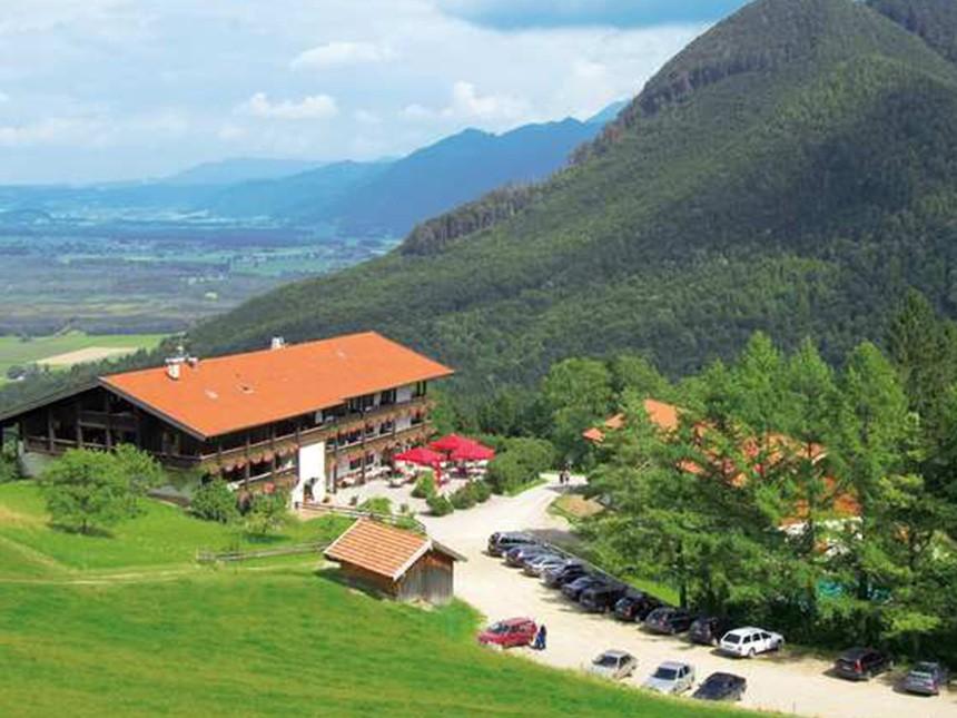 Chiemsee - Berggasthof Adersberg - 3 Tage für 2 Personen inkl. Halbpension