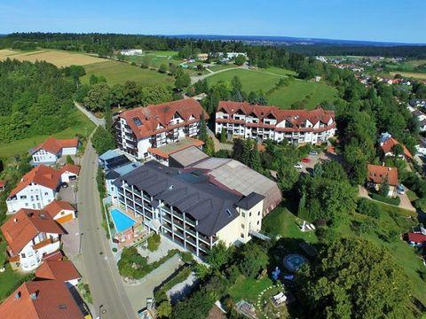 Schwarzwald - 4*Hotel Albblick - 5 Tage für 2 Personen inkl. Halbpension