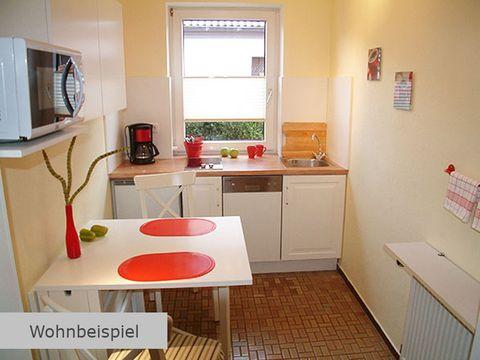 Nordsee - Ferienwohnungen Haus Hollmann - 8 Tage für 2 Personen