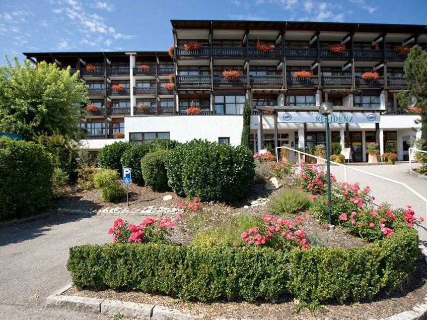 Rottal - 3*S Hotel Residenz - 6 Tage für 2 Personen inkl. Frühstück