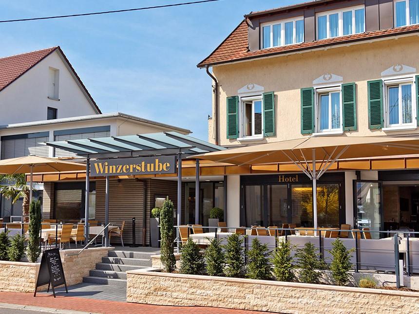 Kaiserstuhl - 4*Hotel Winzerstube Ihringen - 4 Tage für Zwei inkl. Halbpension