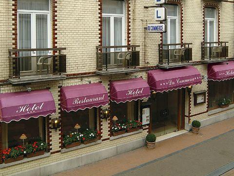 Nordsee - 3*Hotel du Commerce - 3 Tage für 2 Personen inkl. Frühstück